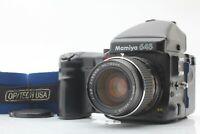 **Exc+++++** Mamiya 645 Pro Film Camera w/ Sekor C 55mm F/2.8 Lens