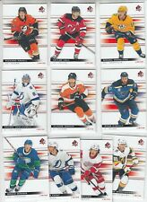 2019-20 SP AUTHENTIC LIMITED RED 10 CARD LOT