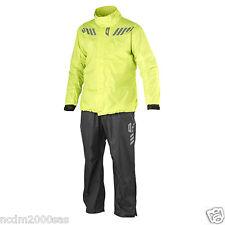 Combinaison pluie confort jaune fluorescent GIVI CRS02EXY taille XXL