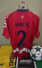 Camiseta FOOTBALL shirt MATCH WORN OSASUNA Pamplona ussed Usada Partido MARC B