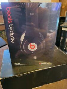 Beats by Dr Dre Studio Wired Headband Headphones Black