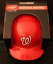 Washington Nationals Rawlings Mini Replica Batting Helmet - Brand New in Box