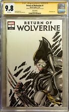 Return of Wolverine #1 - Chris Campana Sketch - CGC SS 9.8 - RICC