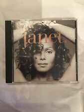 Janet Jackson : Janet. CD (1993) Tested and in Good Condition