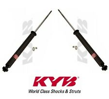 BMW E46 328i 97-00 Rear Left + Right Shock Absorbers Suspension Kit KYB Excel-G
