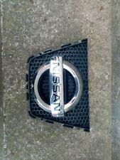 Nissan Qashqai J10 2006 - 2010 Chrome Badge Emblem & Trim 62314JD00A