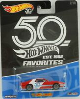 1:64 Hot Wheels 50th anniversary Favorites Real Riders 81 AMC Javelin