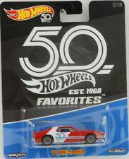Volkswagen Squareback 1969 50th Anniversary Favorites est 1968 Hot Wheels 1/64