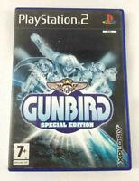 Playstation 2 PS2 VF  Gunbird Special Edition PAS DE JEU BOITE VIDE  Envoi suivi