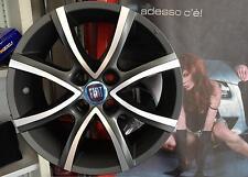 """Cerchi in lega Fiat Grande Punto Evo Sport da 15"""" con Pneumatici Nuovi offerta!"""