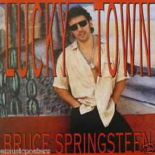 "BRUCE SPRINGSTEEN ""LUCKY TOWN"" U.S. PROMO POSTER - Heartland & Folk Rock Music"