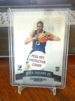 2018-19 PANINI DOMINION JAREN JACKSON JR. RC STAINLESS  /199