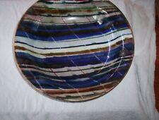 Ian Drummond large Australian pottery bowl 1984