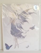 Nene Thomas Mythical Fairy Purple Butterfly Artwork Stationery Paper Envelopes