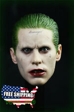 1/6 Joker Jared Leto Suicide Squad Head Sculpt For Hot Toys Phicen Figure ❶USA❶