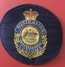 Australian Customs - Cloth Patch