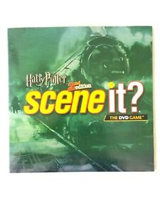 Harry Potter Scene It 2nd Edition DVD Trivia Game Replacement Parts- You Choose