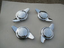 WIre wheel nuts spinners 8 tpi set of 4, MG Healey Triumph