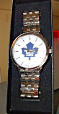 NEW  MEN'S NHL TEAM WATCH TORONTO MAPLE LEAFS
