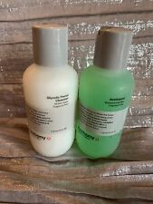 Anthony Logistics For Men-Glycolic Facial Cleanser+ Astringent  New!!