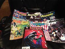 Assorted Batman Comics Good Selection