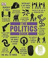 The Politics Book by DK (Hardback, 2013)