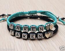 couples bracelet Taken bracelet loves bracelet Christmas gifts Anniversary Gifts