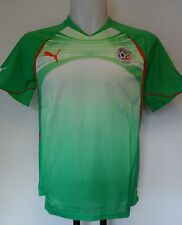 ALGERIA GREEN TRAINING TEE SHIRT BY PUMA ADULTS SIZE MEDIUM BRAND NEW WITH TAGS
