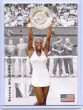 SERENA WILLIAMS 2003 NETPRO EVENT EDITION TENNIS CARD #S4! 36 GRAND SLAM TITLES!