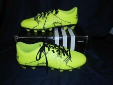 Mens Adidas Performance Solar Yellow 15.4FxG Soccer Cleat Shoes Size 10.5 NEW IB