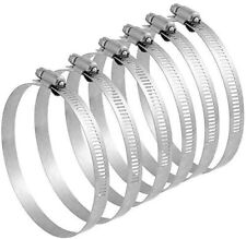 6 x 4 inch Jubilee Clips Hose Clips Assorted Flexible Hose Clamp