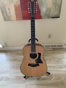 Taylor 150e 12-string Acoustic Electric Guitar. Great Guitar For The $$$