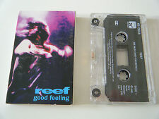 REEF GOOD FEELING CASSETTE TAPE SINGLE SONY S2 UK 1995