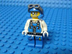 LEGO Minifig, Power Miner - Brains, Goggles x1PC