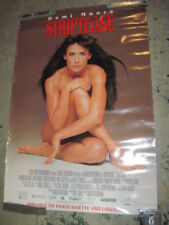SEXY GIRL PIN UP POSTER DEMI MOORE STRIP TEASE MOVIE POSTER MANCAVE