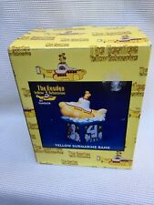 The Beatles Yellow Submarine Bank Made by Vandor Boxed