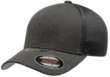 New Flexfit® Unipanel™ Trucker Mesh Curved Visor Cap 5511UP Flex Fit Hat Ballcap