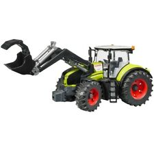 BRUDER 3013 Claas Axion Mit Frontlader 950 With Frontloader