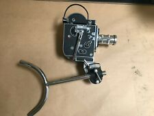 Bolex 16mm Movie Camera EXTRA lens