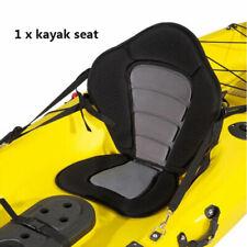 Canotaje Asiento Silla Kayak ajustable Cojín del asiento Respaldo Almohadilla>