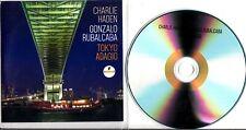 Charlie Haden & Gonzalo Rubalcaba -Tokyo Adagio CD -Impulse Jazz PROMO