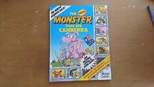 the NEW MONSTER THAT ATE CANBERRA michael salmon HB