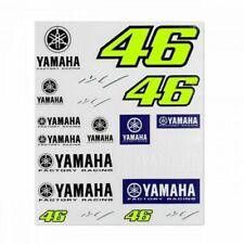 Stickerset VR46 Big Yamaha Stickers VR 46 Valentino Rossi Set MotoGP YDUST363303