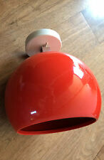 70s - Seventies Concord Lighting Wall Light - New in Original Packaging - Red
