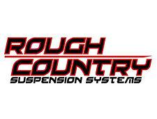 "Rough Country 8071 Leaf Spring Ford Superduty 1999-07 F250 F350 4"" Rear lift"