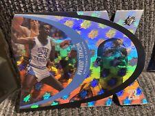 Michael Jordan 2014-15 UD SPX 1997 Retro Diecut Holoview UNC Tar Heels SSP