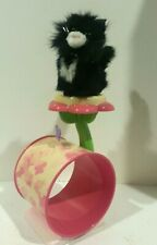 Retired American Girl Licorice Cat Flower Play Tower - Original AG Piece