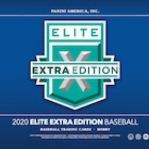 Ambioris Tavarez 2020 ELITE EXTRA EDITION BASEBALL 20 BOX 1 CASE PLAYER BREAK