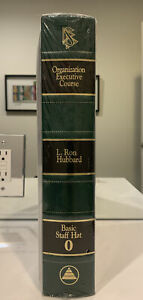 Organization Executive Course, Basic Staff Hat Vol.0, New, Sealed, L.Ron Hubbard
