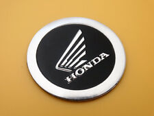 40mm Tank Badge Faring Emblem Decal Sticker for Honda Wing CB CBR Models Custom
